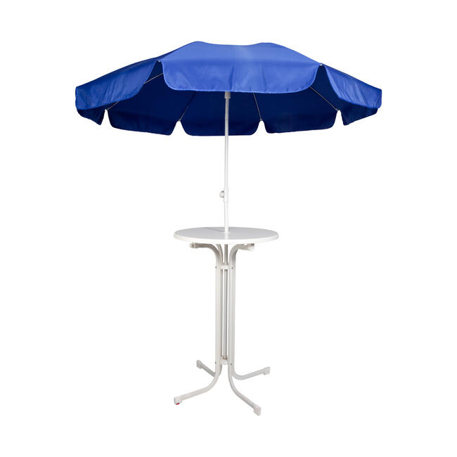 """Parasol and Table Combination """"Collapsible I"""""""