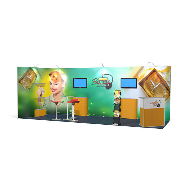 Exhibition Stand ISOframe 2 x 6 Metre