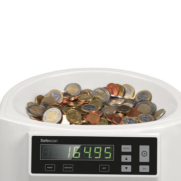 Safescan 1250 Coin Counter