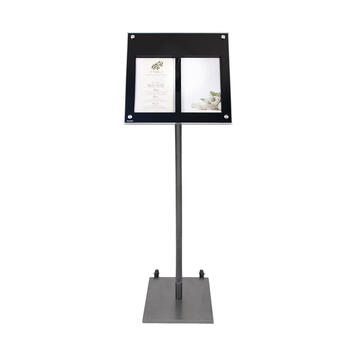 "LED Information Display ""Menu"""