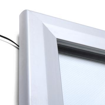 LED Poster Display Case