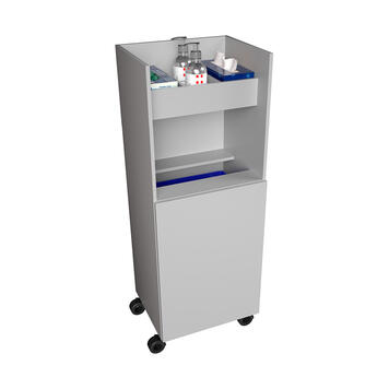 Hygiene Cabinet on wheels