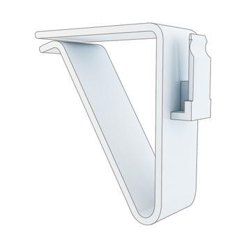 "Shelf Holder for Price Display ""Click"""