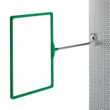 Shelf Barker for Pegwalls (without frames)