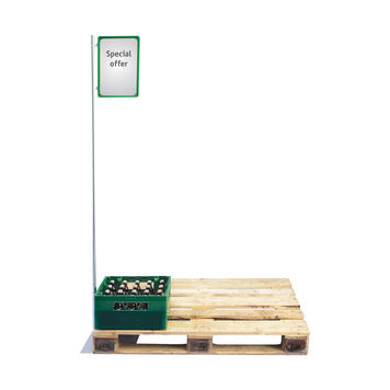 "Pallet Stand ""Up"""
