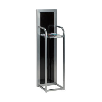 """A4 Catalogue Stand """"Spring"""" with Adjustable Shelf"""