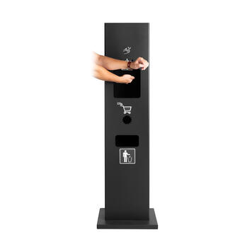 """Hygiene Tower """"All-in-one"""""""