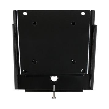 Monitor Holder Slot In System for Slatwall Vesa 50/75