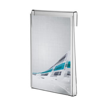 A4 Shelf Edge Leaflet & Brochure Holder