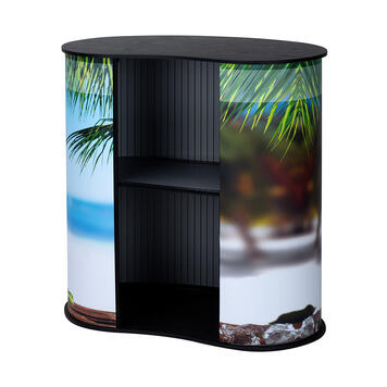"""Digital Printing for Round Counter """"Professional M"""