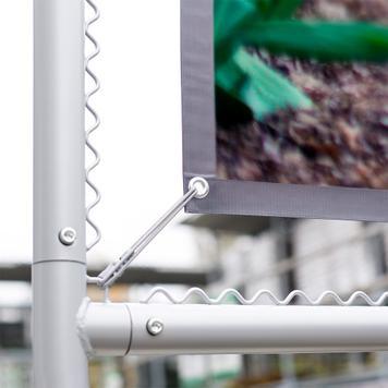 """Banner Frame Slot System Steel """"Big Bag"""""""