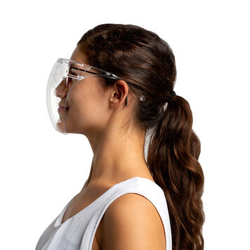 "Face Protection Goggles ""Visery"""
