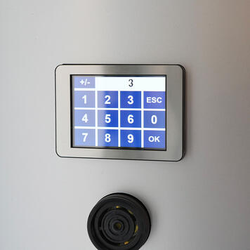 "Access Control System ""Counter"""