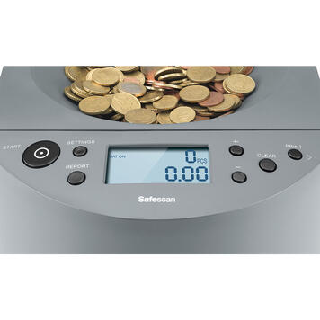 Safescan 1450 Coin Counter and Sorter