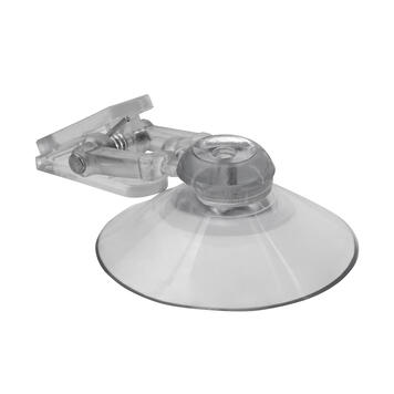 Suction Cup with Universal Clamp
