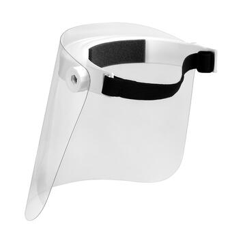 foldable face shield