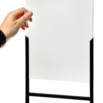 """Table-top Poster Stand """"VINTAGE"""""""