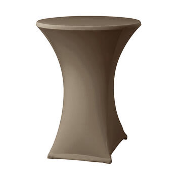 """Bistro Table Cover """"Samba"""" incl. Tabletop Cover"""