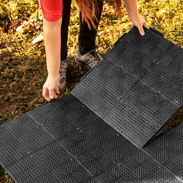 """Tent Floor """"Terraguide©"""" for promotion tents"""