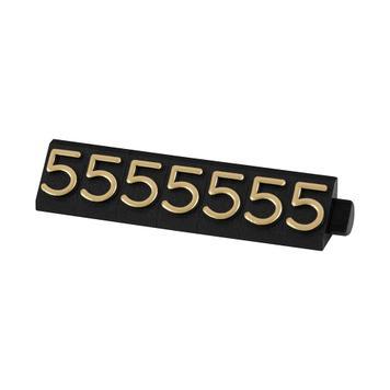 "Price Cassette ""Midi Digits"" - 360 pieces + holders"