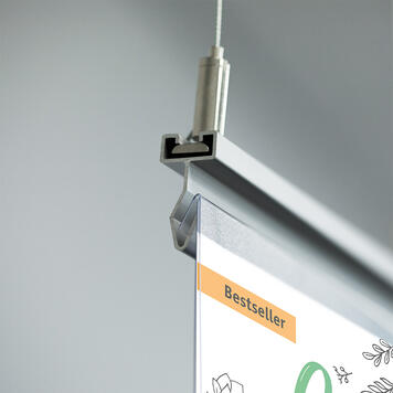 Steel Cable for Poster Rail